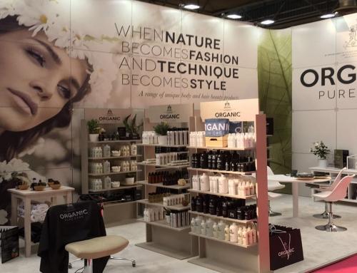 Portable modular stands – Organic