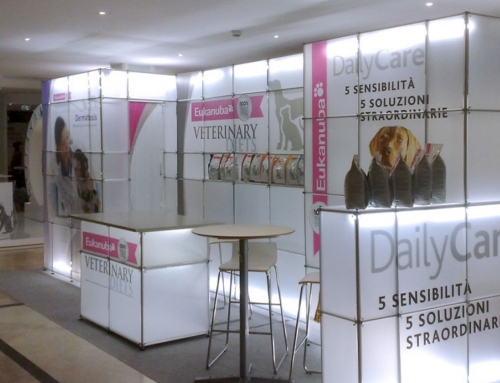 Exhibition booths – Daily Care