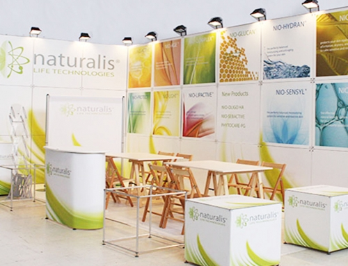 Portable modular stands – Naturalis