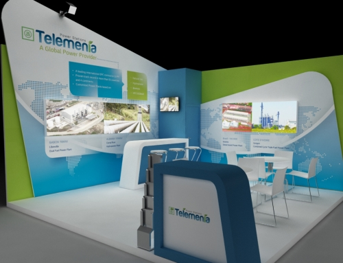 Exhibition booths – Telemenia
